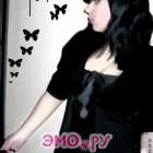 эмо аватор;emo girl