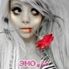 фотки эмо девушек