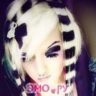 как сделать эмо макияж