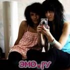 фото эмо девочек
