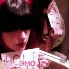 эмо девочки целуются