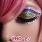 эмо глазки