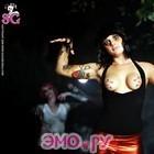 эмо гёрл
