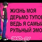 жизнь-эмо