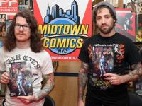 Участники Fall Out Boy и Anthrax собрали супергруппу