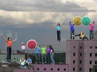 Куда податься городской молодежи?
