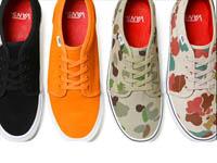Бренд обуви Vans запустил новую коллекцию кед